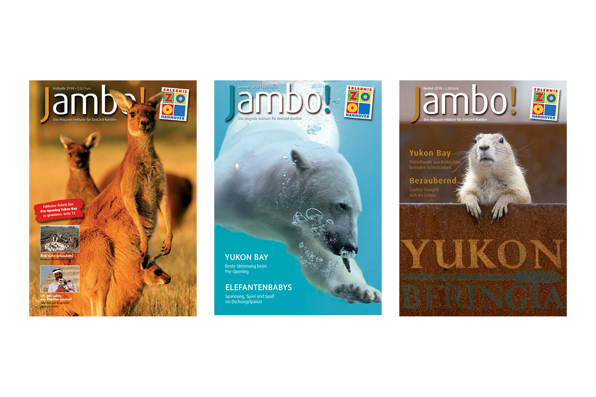 Jambo-Cover Jahr 2010_Erlebnis-Zoo Hannover