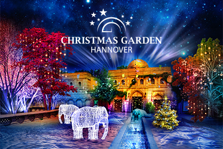 In Diesem Winter Kommt Der Christmas Garden Hannover Endlich In Den Erlebnis Zoo Erlebnis Zoo Hannover