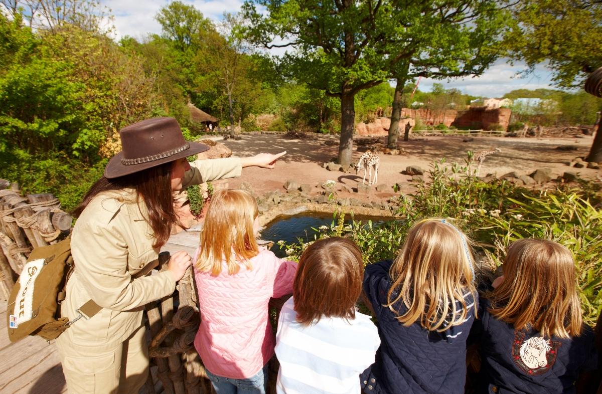 Der Erlebnis-Zoo als Klassenzimmer