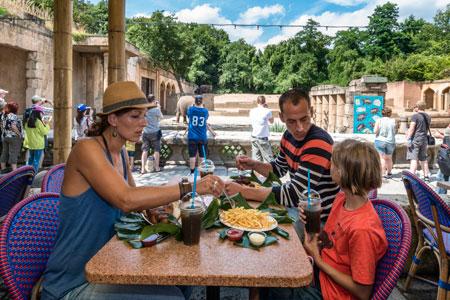 zoo gastronomie abenteuer machen hungrig erlebnis zoo hannover. Black Bedroom Furniture Sets. Home Design Ideas
