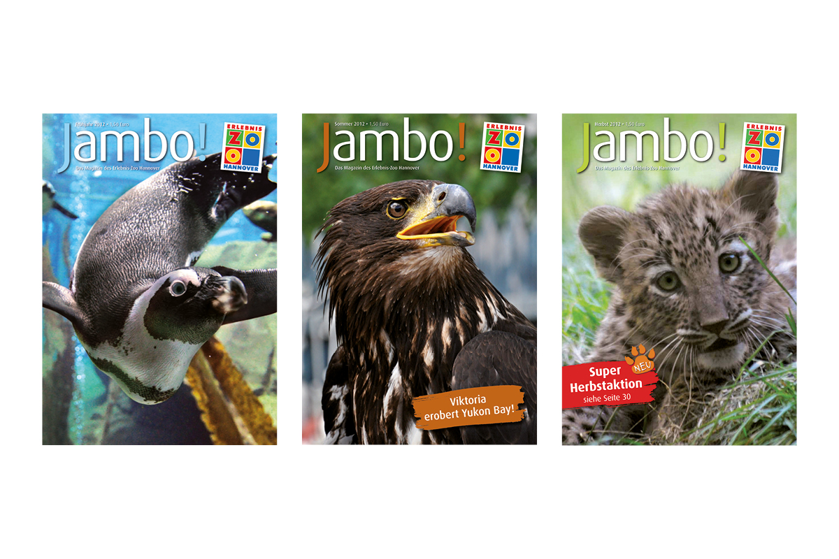 Jambo-Cover Jahr 2012_Erlebnis-Zoo Hannover