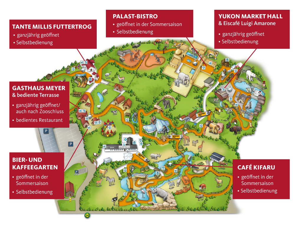 marketing strategy for zoo Zoo brands are required to serve two masters: attract visitors and fill a science &  conservation role what does this mean for the future of zoos.