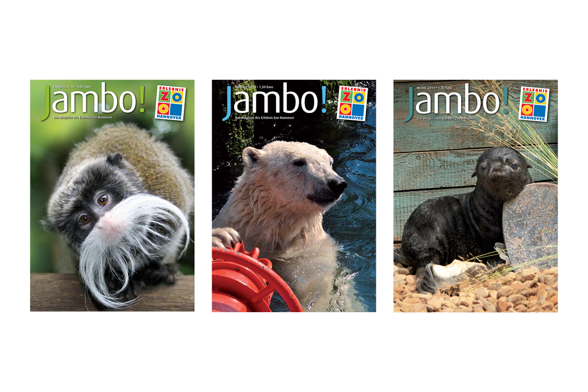 Jambo-Cover Jahr 2014_Erlebnis-Zoo Hannover