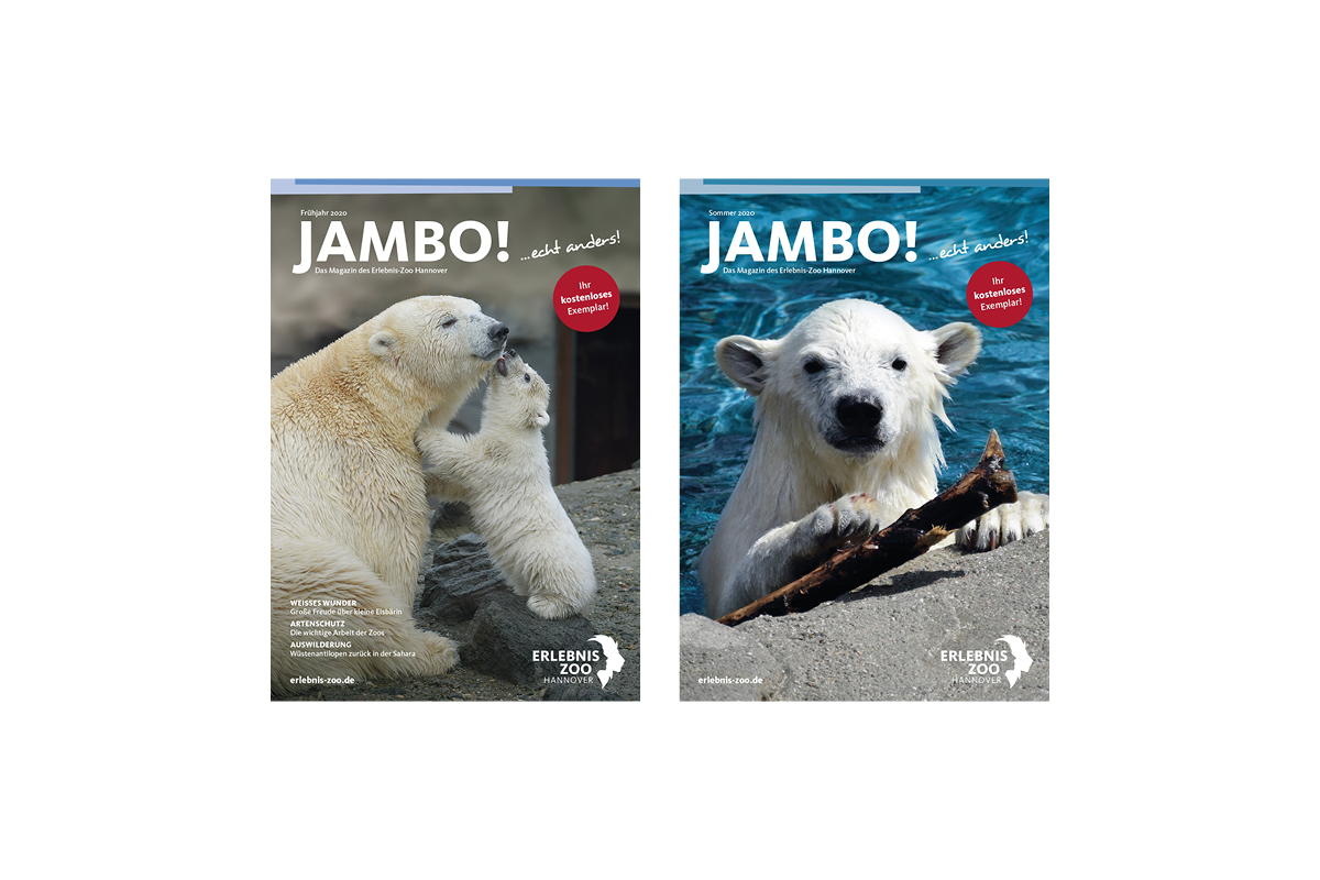 Jambo-Cover Jahr 2020_Erlebnis-Zoo Hannover