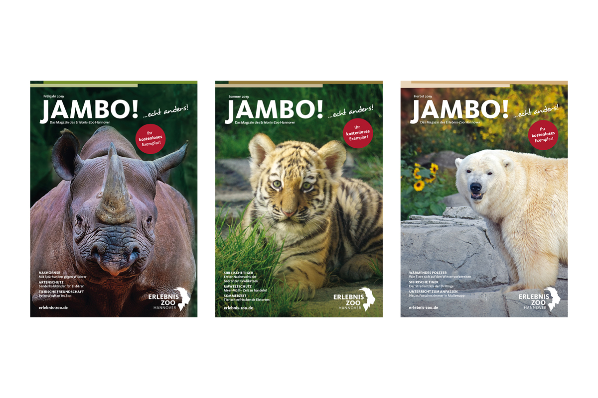 Jambo-Cover Jahr 2019_Erlebnis-Zoo Hannover